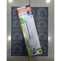 Lampu Osram Dulux Value 13W/827 Lumilux–Warmwhite 13 W Fitting E27