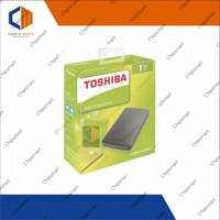HARDISK EXTERNAL TOSHIBA 1TB CANVIO BASIC 1 TB