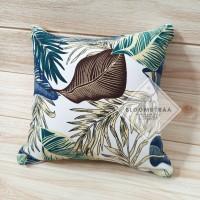 Custom Sarung Bantal Sofa Jumbo Kanvas Canvas Sofa Cushion Cover besar