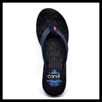 Carvil Sandal Wanita Zucca-01 L Navy