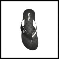 Pata - Pata Sandal Pria Ubay Black - 8726064