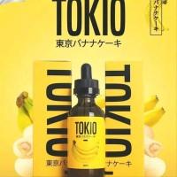 LIQUID TOKIO BANANA BY RAYVAPOR X D'JUREX 60ML