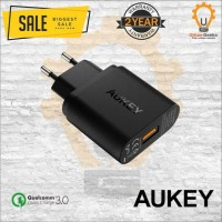 Aukey Charger Single Port USB Quick Charge 3.0 Fast Charging PA-T9 c3