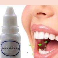 HOT SALE 1 Botol Super White/ Pemutih Gigi Instant 10ml Terjamin