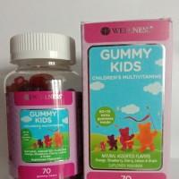 GUMMY KIDS WELLNESS vitamin anak