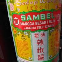 Sambal mangga besar sedap wangi 630 ml