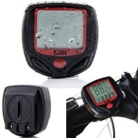 Speedometer Digital Sepeda LCD 14 in 1 Waterproof Gowes Odometer