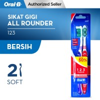 Oral B Sikat Gigi All Rounder S40 2S