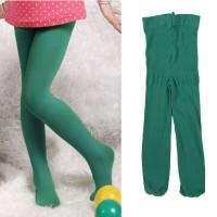 Fashion Anak: BE Celana Legging Tutup Kaki Ketat Bahan Velvet Warna