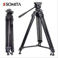 Tripod Somita ST650 Professional Video Handycam Camcorder Cameras