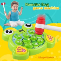 ★SC Playing Whack A Frog Toys Set Fun for Boys Girls Christmas