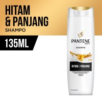 Pantene Shampoo Long Black 135ml