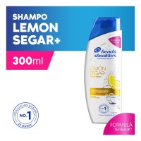 Head and Shoulder Shampoo Lemon Fresh 300ml