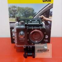 DVR CAM-Action Camera 1080P Wateproof Terbaik