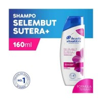 Head and Shoulder Smooth & Silky EOL 160ml