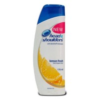 Head and Shoulder Shampoo Lemon Fresh 160ml