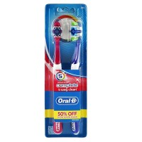 Oral B Sikat Gigi Complete 5 Way Clean 2S