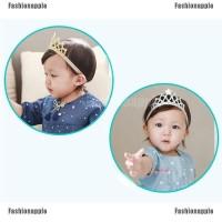 Promo!!! Ikat Kepala Mahkota Fashion Anak Perempuan untuk Properti