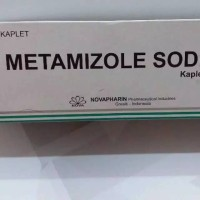 Metamizol // metamizole tablet