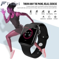 ♪ Full Touch Screen Smart Watch Heart Rate Blood Pressure