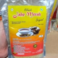 Jahe Merah Berkhasiat Minuman tradisional indonesia