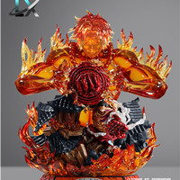 SOLD OUT Luffy Gear 4th Ace Fire Resin Statue LX Not Tsume Prime1