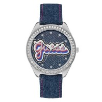 Guess Jam Tangan Wanita W1276L1 - Blue