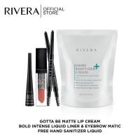 Rivera Paket Eyes and Lips Make Up