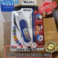 WAHL Color Pro USA. Clipper Rambut.