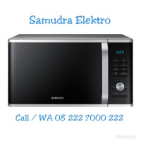 Promo Microwave Oven Samsung Type MG28J5285US Grill 28 Liter