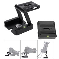 Tripod Z Flex Pan Tilt Head Flexible ALLOY for DSLR Camera