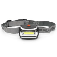 Headlamp Flashlight Waterproof LED 3 Mode