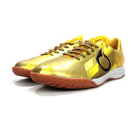 SEPATU FUTSAL ORTUSEIGHT CATALYST THERION IN GOLD BUTTER BLACK