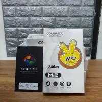 SSD COLORFUL CN500 240 GB - M2 SATA - M.2 SATA 240GB 2280