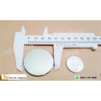 Magnet 40 x 3 mm Neodymium Koin Super Kuat / Strong Magnet