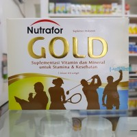 Nutrafor Gold / box