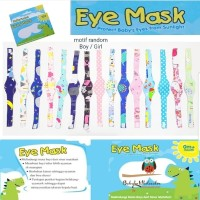eye mask baby protector / pelindung mata bayi berjemur