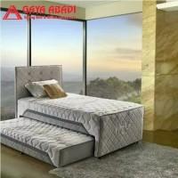 SHYMPHONY LATEX 2 in 1 - Elite Spring Bed - 90 x 200