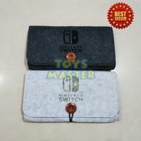 Nintendo Switch Bag / Tas Nintendo Switch Pouch Travel Bag - SwLite Abu Tua