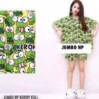 Hey - Piyama wanita jumbo baju tidur jumbo kodok hijau ld120 HP