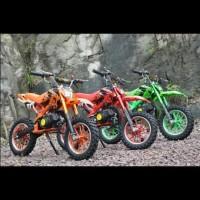 Motor mini Medium trail 49 cc MT II