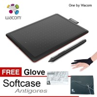 One by Wacom CTL472 Digital Pen Tablet CTL-472 Small