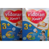 Vidoran Xmart 3+ Vanila - Madu 725 gr