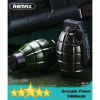 5000mAh Grenade Powerbank Real Capacity - Remax RPL-28