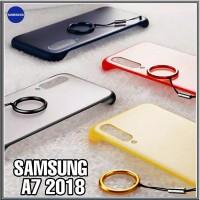Samsung Galaxy A7 2018 Case Samsung A 7 A750 Premium Casing Cover