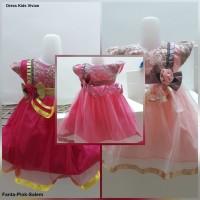 Dress Anak Perembuan Lucu / Baju Anak Murah-dress Vivian