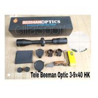 Telescope Beeman Optic 3-9X40 HK Tube 25