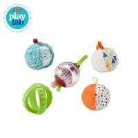 Fisher Price Five Senses Activity Balls - Mainan Edukasi Anak Bayi