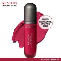 Revlon Ultra HD Hypermatte Lip Color 100 Degree