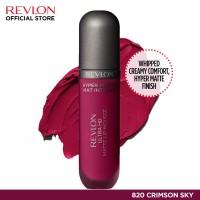 Revlon Ultra HD Hypermatte Lip Color Crimson Sky